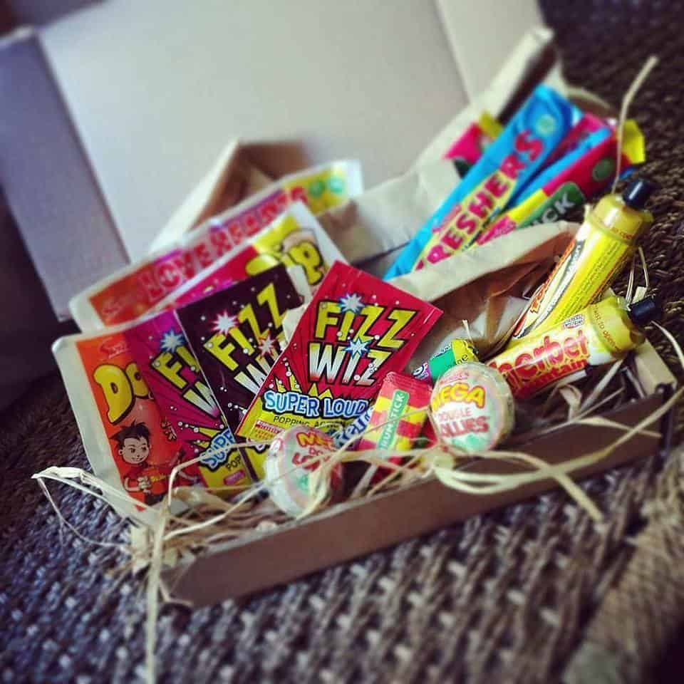 Monthly Retro Sweets Hamper