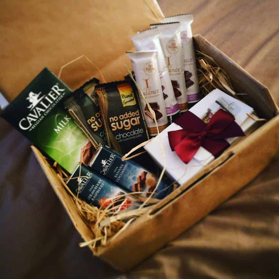 Diabetic Gift Basket The Best Chocolate For Diabetics Sugar Free