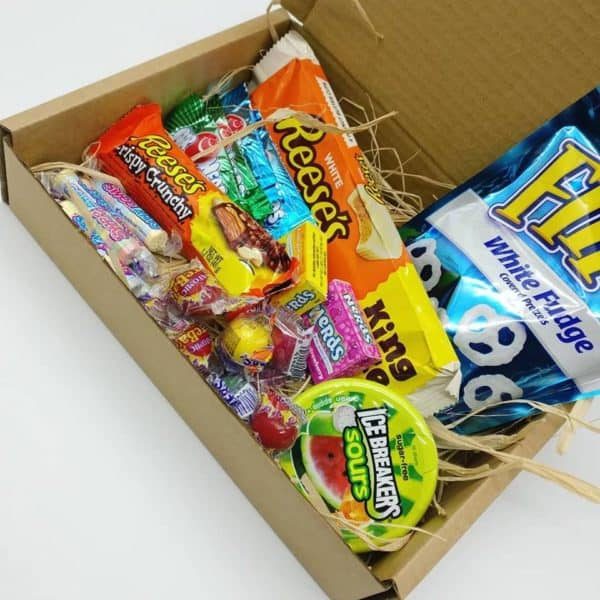 American Candy Subscription Box