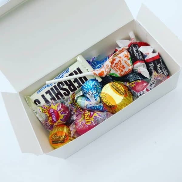 American Candy Party Boxes