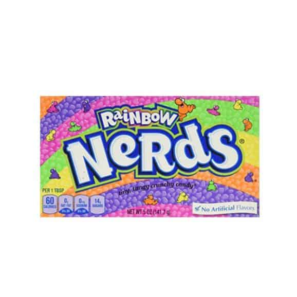 Wonka Rainbow Nerds Candy 5oz
