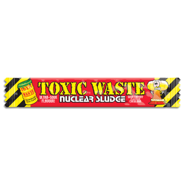 toxic waste nuclear sludge sour cherry