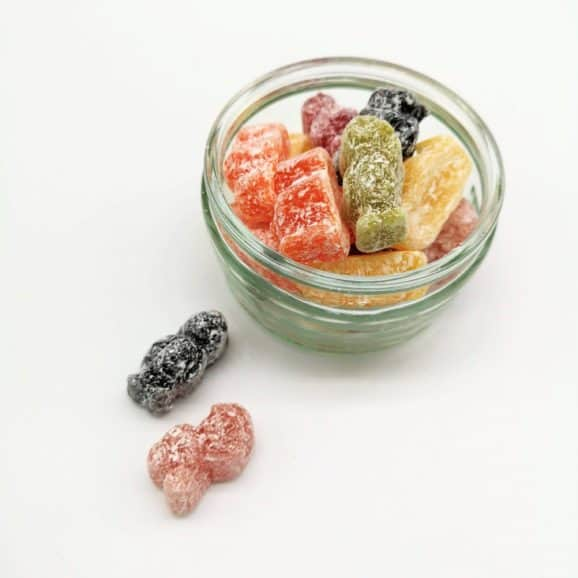 Maynards Bassetts Jelly Babies image