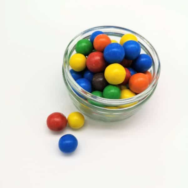 Crunchy Caramel M and Ms image